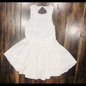 Off White Akira-Chicago Black Label Skater Dress M